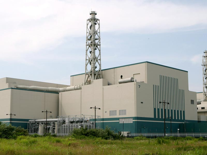 Kerncentrale Kashiwazaki